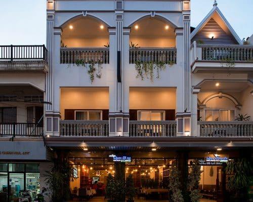 Siem Reap City Angkor Boutique Hotel