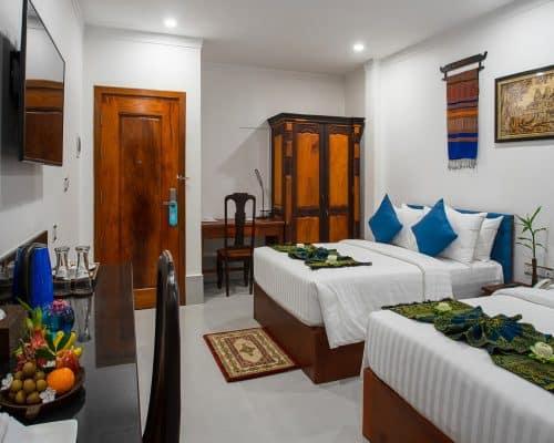 Superior Twin Angkor Boutique Hotel