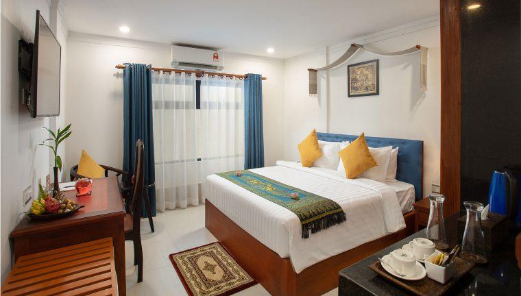 Superior Room - Siem Reap City Angkor Boutique Hotel
